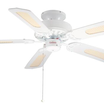 Fantasia Belaire Combi Ceiling Fan - White - 110095