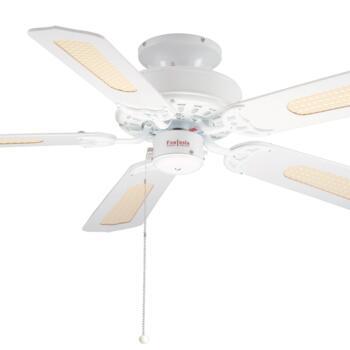Fantasia Belaire Combi Ceiling Fan - White - 110095