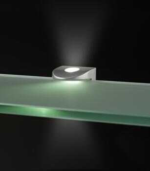 LED Shelf Clip Light - Shine - LED shelf clip light - cool white