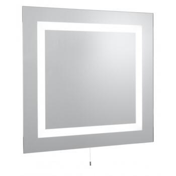 Illuminated Bathroom Mirror Light 52w  - Chrome Finish
