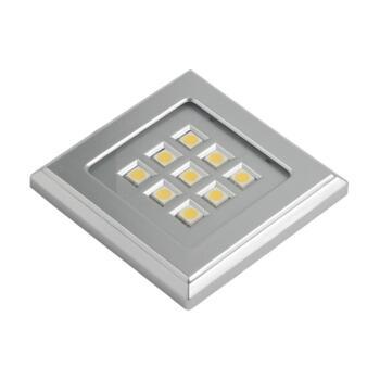 Square LED Downlight 1.6W - Warm White