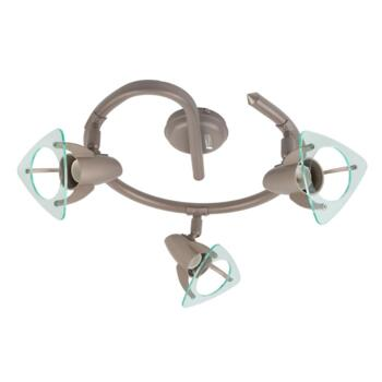 Westinghouse Cobra Ceiling Light - Titanium