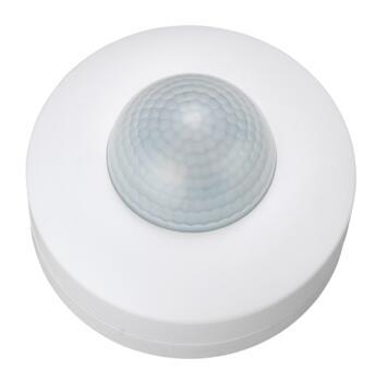 White Infa red Motion Sensor IP20 - White Finish