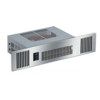 Smiths Brushed Steel Electric Plinth Heater  - 2KW - SS2E