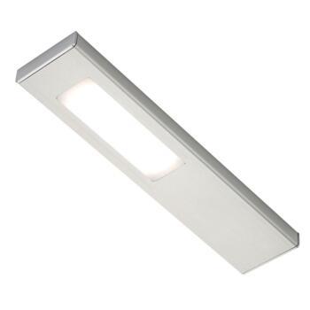 Quadra LED Under Cabinet Light - Cool white single light