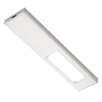 Quadra LED In Cabinet Light - Cool white single light