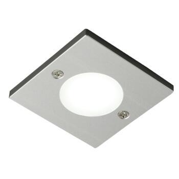 LED Square Undershelf Cabinet Light 3W - Warm White