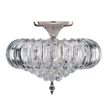 Sigma Semi-Flush Chandelier Ceiling Light 50004CC - Chrome