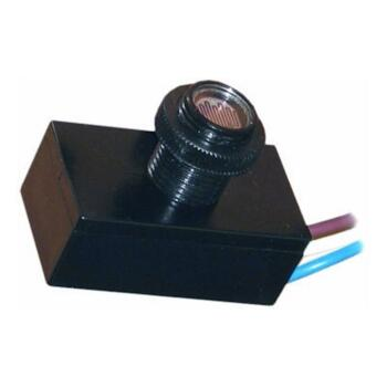 Electronic Internal Photocell  - Black