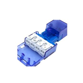 Screwless Push In Connector - 16a