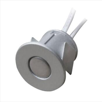 Recessed Touch Dimmer - Silver Finish