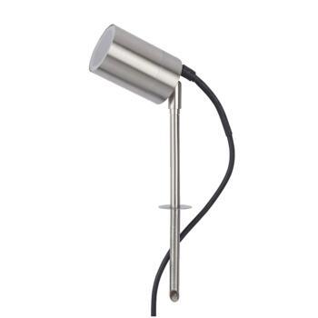 Stainless Steel Garden Spike Light - IP65 GU10 - Stainless Steel