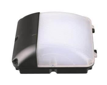 Black LED Wall Pack - Black Finish Wall Pack