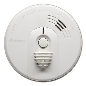Firex KF30 Heat Alarm Detector - White