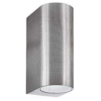 Stainless Steel LED Up/Down Outside Light 3w - 8008-2SS-LED