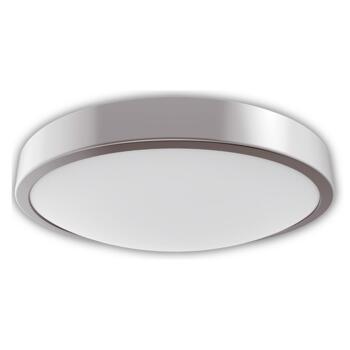 Chrome LED Bathroom Light Fitting 10w - 3000k