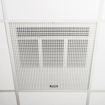 Consort Claudgen SL Recessed Ceiling Heater -3/4.5/6kW - 3kW RX
