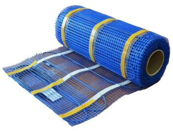 Electric Underfloor Heating Mat 150W/m2 - 1m2 150w